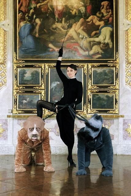 , 'Lou Salomé Palais Schwarzenberg: Lou Salomé with Nietzsche and Rilke,' 2005, Postmasters Gallery