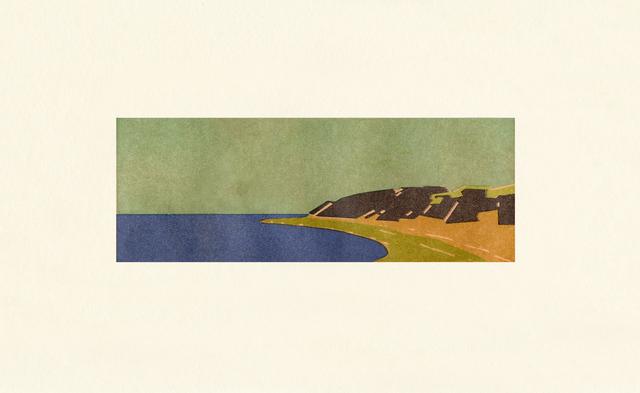 , 'Job Island,' 2009, Tandem Press