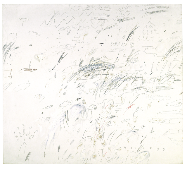 , 'Study for Presence of a Myth,' 1959, Kunstmuseum Basel