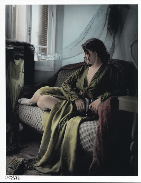 , 'Mona, Huda Shaarawi Studio Cairo Egypta,' 2005-2007, Hafez Gallery