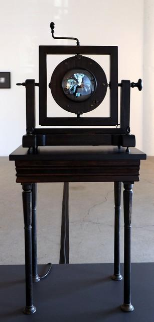 , 'Oculus II,' 2017, Catharine Clark Gallery