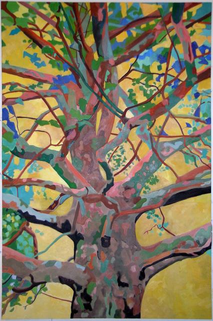 , 'Yellow Sycamore,' 2008, Resource Art