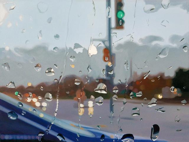 , 'Raindrops II,' 2015, Nikola Rukaj Gallery