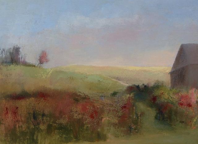 , 'Hampton Dunes,' 2015, Bowersock Gallery