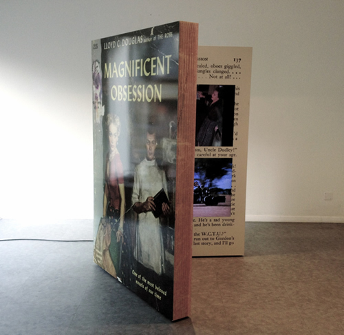 , 'Magnificent Obsession,' 2012, Mondejar Gallery