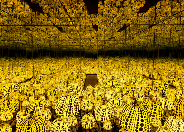 Yayoi Kusama, 'Infinity Mirrored Room—All the Eternal Love I Have for the Pumpkins', 2016, Seattle Art Museum