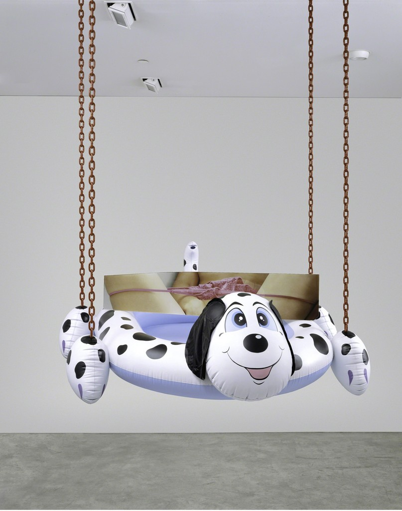 Jeff Koons, 'Dogpool (Panties),' 2003, Gagosian