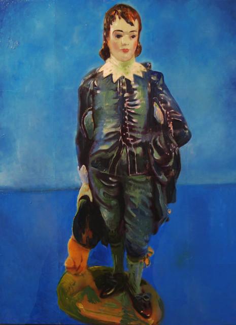 , 'Blue Boy ,' 2017, Lyons Wier Gallery