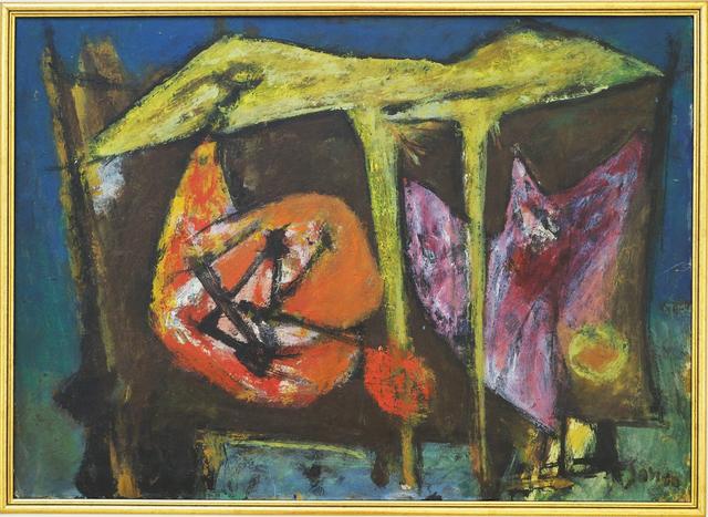 , 'Birkat Cohanim (Priest's Blessing)  ,' ca. 1960, Bruno Art Group
