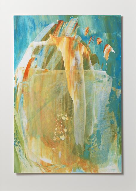 , 'Orange, Blue, White II,' 2016, Gallery Elena Shchukina