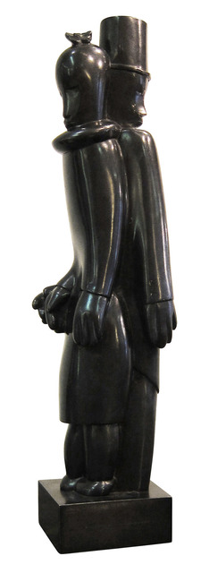 , 'Bronze sculpture,' , DeLorenzo Gallery