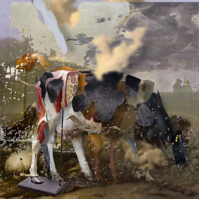 , 'Milk Men,' 2013, Catharine Clark Gallery