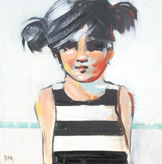 , 'Swim #13,' 2010-2018, Eisenhauer Gallery