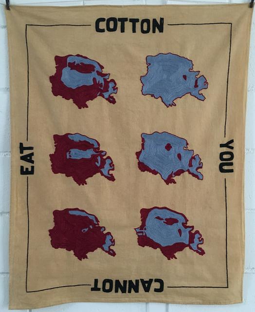 , 'You Cannot Eat Cotton,' 2015, Casa Nova Arte e Cultura Contemporanea