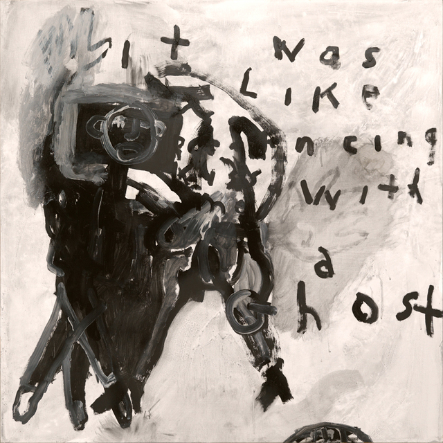 , 'It was like dancing with a ghost,' 1994, At The Gallery