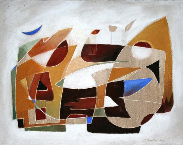 Angelika Kandler Seegy, 'Der weiße Faden 2', Parcus Gallery
