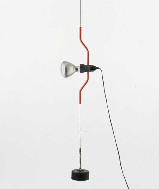 """, '""""Parentesi"""" lampada,' 1970, Triennale Design Museum"""