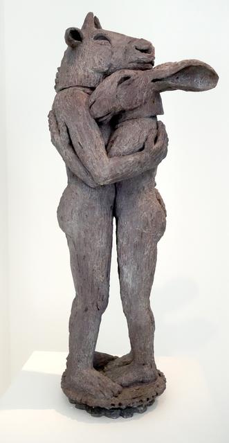 , 'Hugging Maquette,' 2008, Galerie de Bellefeuille