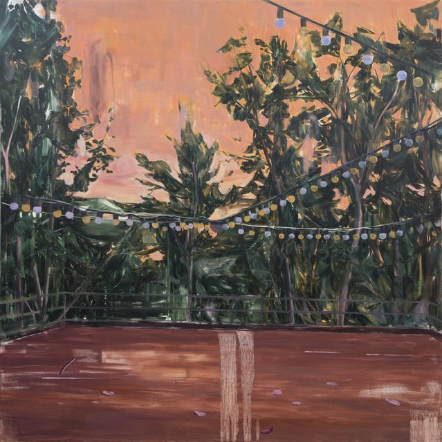 , '派对之后 After a Party,' 2017, Matthew Liu Fine Arts