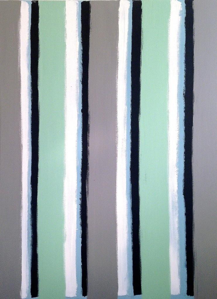 Emanuel Seitz ohne Titel, 2016 acrylic on canvas 225 x 165 cm