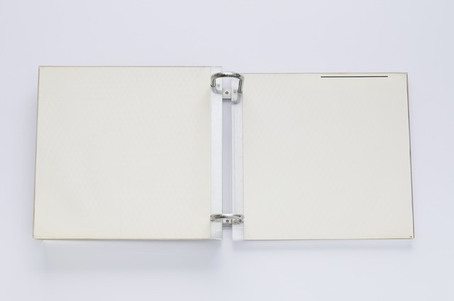 , 'Caderno/Notebook,' 1971, Bergamin & Gomide