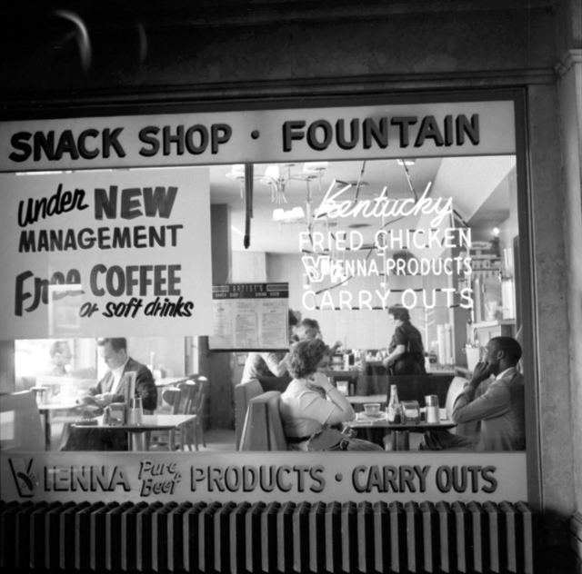 , 'VM1962W01027 - Chicago, 1962, Snack Shop & Diner,' Printed 2017, KP Projects