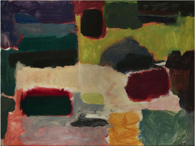 , 'Untitled (50-04),' 1950, Berry Campbell Gallery
