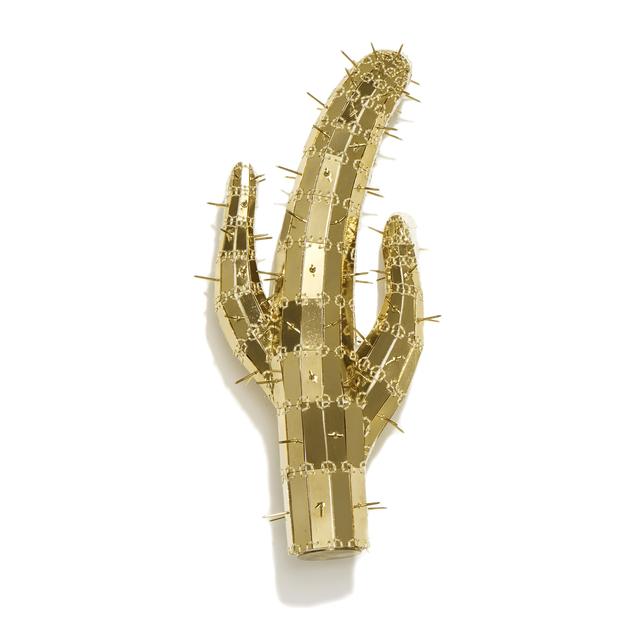 , '18K Saguaro Cactus Brooch,' 2015, Sienna Patti Contemporary