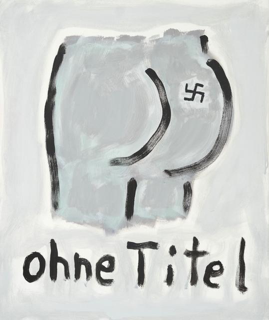 , 'o.T. (ohne Titel),' 1999, Ruttkowski;68
