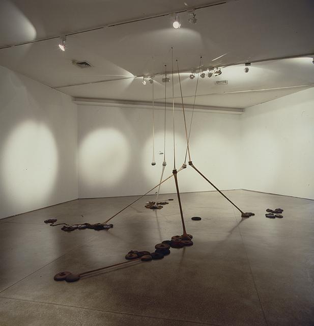 , 'Copulônia,' 1989-1991, Museu de Arte Moderna de São Paulo (MAM)