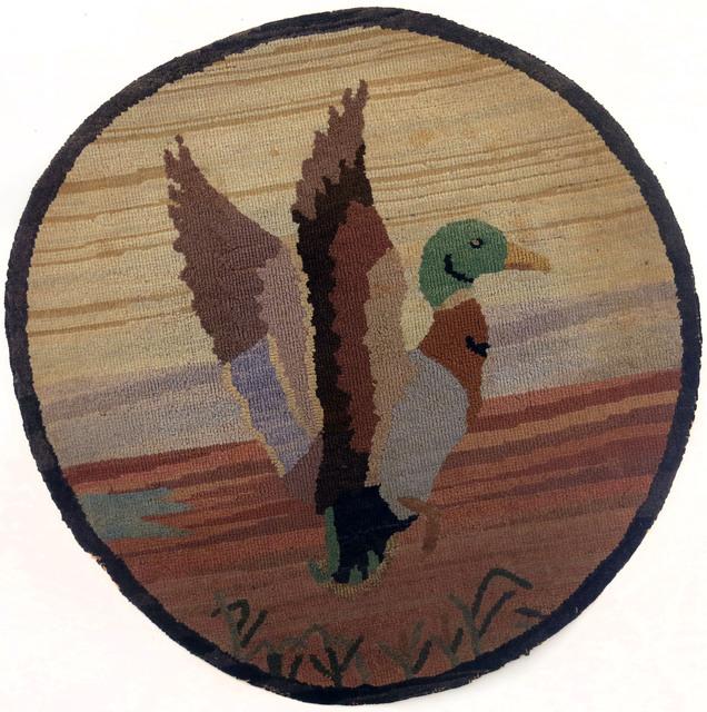 , 'Flying Mallard,' ca. 1945, Edward Thorp Gallery