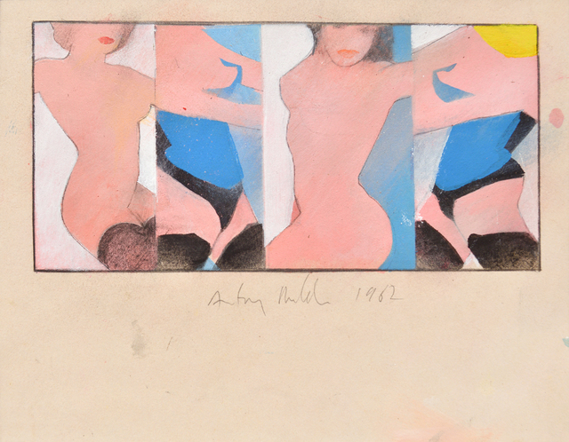 , 'Untitled Four,' 1962, The Mayor Gallery