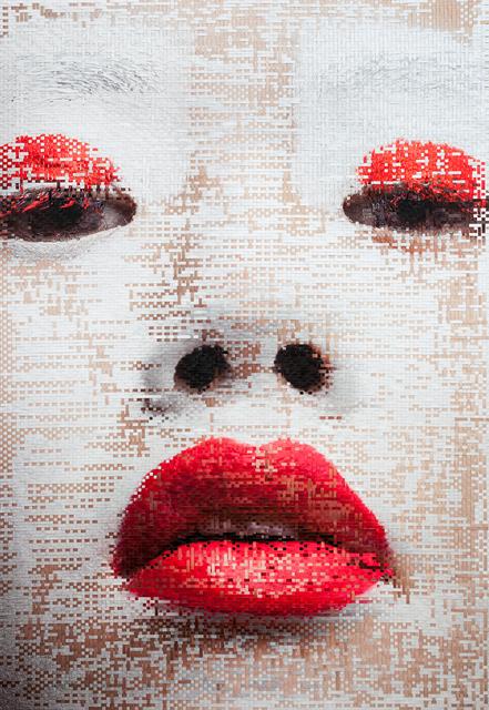 , 'Geisha(Gee-Sha)Girl-1,' 2018, Galerie LeRoyer