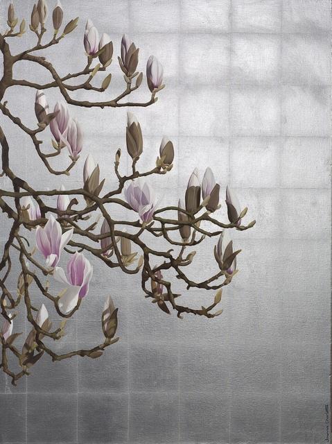 , 'Magnolias,' 2017, Strange Tracey