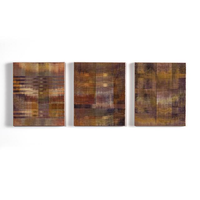 , 'Continuum I, II, III,' 2018, browngrotta arts