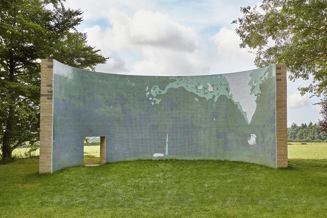 , 'Panorama II ,' 2016, Cass Sculpture Foundation