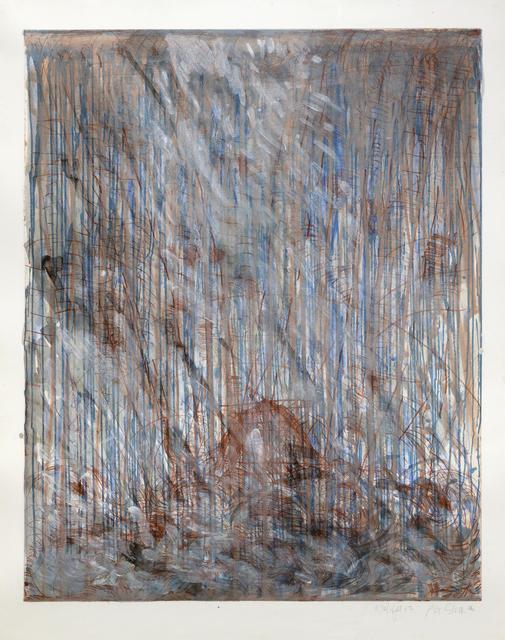 Pat Steir, 'Waterfall 15', 1988, Heather James Fine Art: Benefit Auction 2017