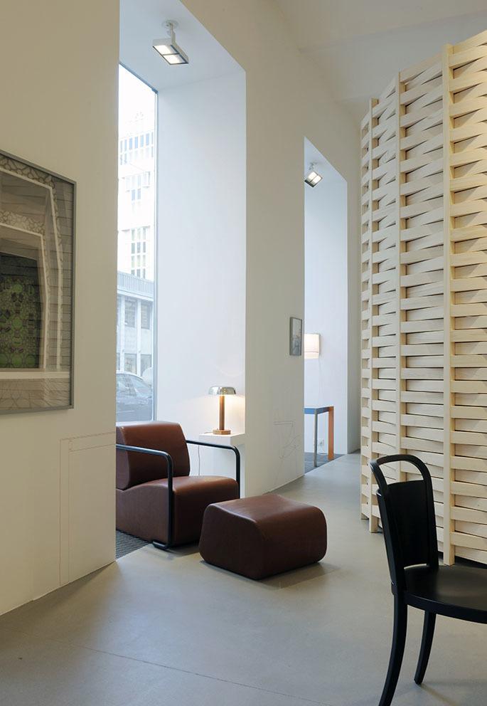 Exhibition View: Inventur - Adolf Krischanitz © Hertha Hurnaus