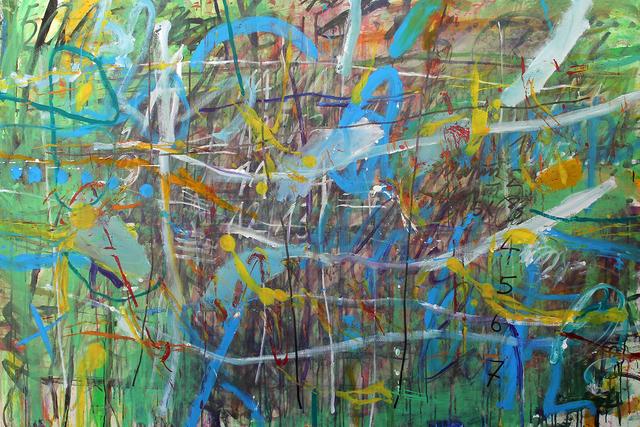 , 'Playground VIII,' 2015, Drina Gallery