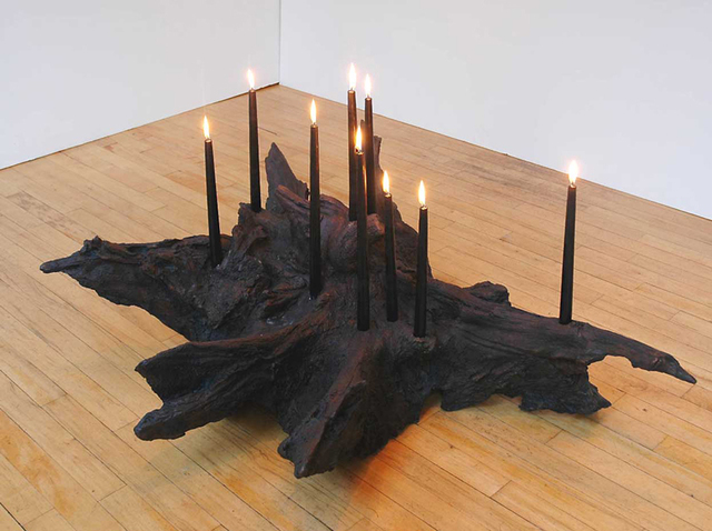 , 'Large Burning Tara Candelabra,' 2006, Cristina Grajales Gallery