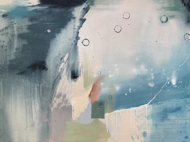 Rebecca Stern, 'Below the Surface II', 2019, Madelyn Jordon Fine Art