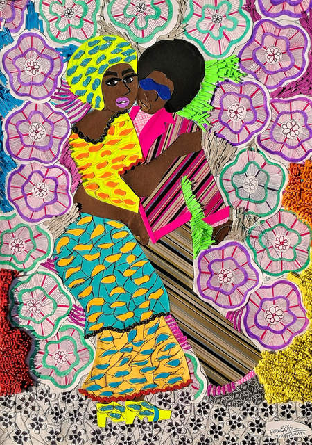 , 'Mon amour ,' 2019, Out of Africa Gallery