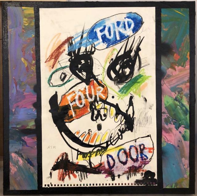 Alison Mosshart, 'FOUR DOOR', 2018, FF-1051 Gallery