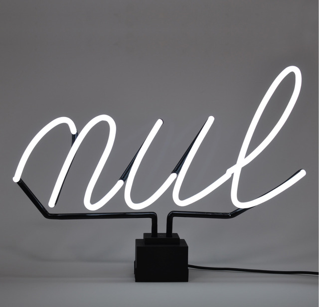 Jan Henderikse, 'Nul', 2016, Sculpture, Neon, artrepublic