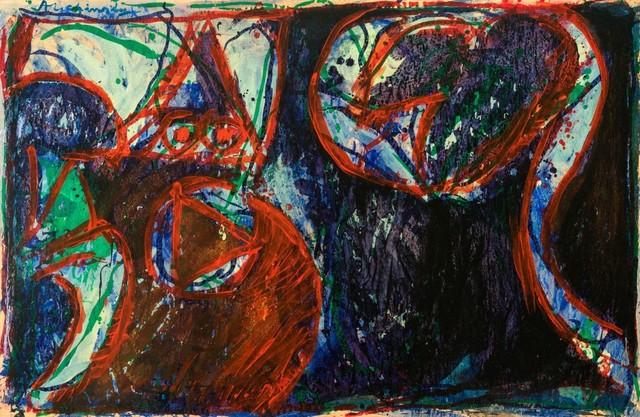 , 'Opter pour l'esprit,' 1966, Galerie A&R Fleury
