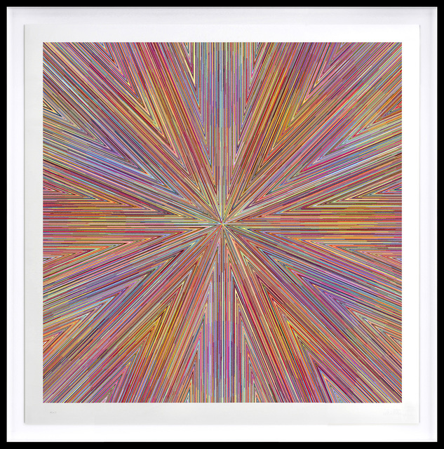 , 'Star 2,' 2018, StolenSpace Gallery