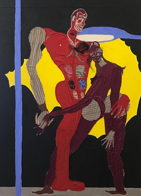 , 'Lit,' 2017, Pilar Corrias Gallery
