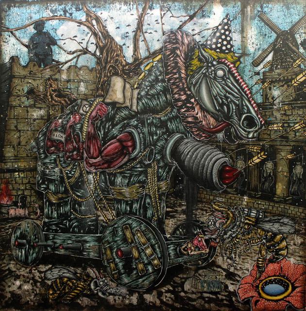 , 'Kingdom Of Pretender ,' 2016, G13 Gallery