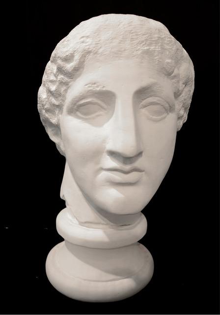 , 'Bust of Athena,' 2012, Eli Klein Gallery