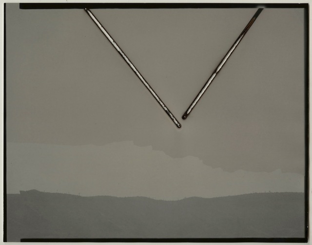 Chris McCaw, 'Heliograph #68', 2014, Yossi Milo Gallery